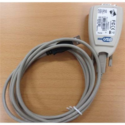 Adapter, USB to RS232 Edgeport 1