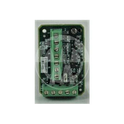 Comm Termination Board, 6213, RS485