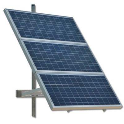 Solar Panel Pole/Tower Mount, 190W