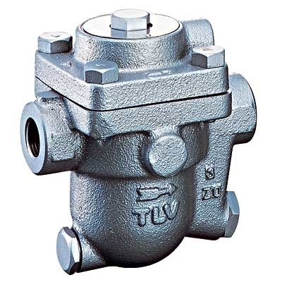 J3X-10 Free Float Steam Trap, 1/2 in