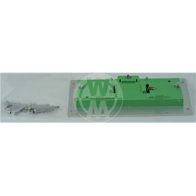 Mounting Bracket, Board Level, Din rail