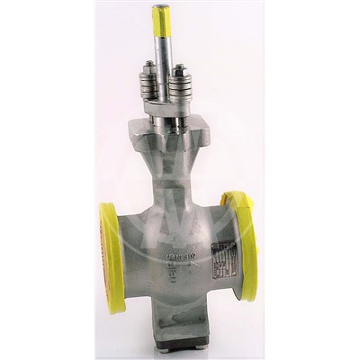 RE1 Segment Valve, 3in, Wafer, SS