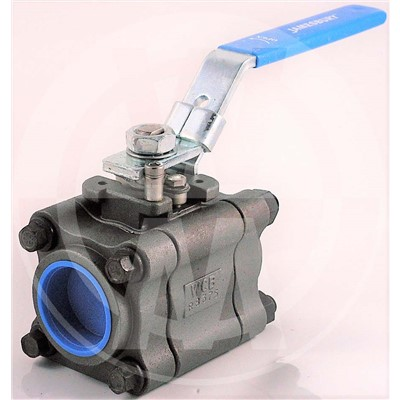Series 4000 Ball Valve, 1-1/2in SW, SS