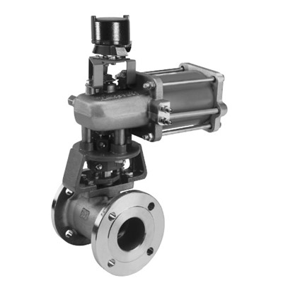 ST Pneumatic Actuator, Spring-Return
