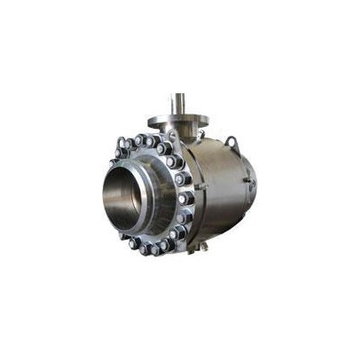 Trunnion Mounted Ball Valve, 3in Flanged
