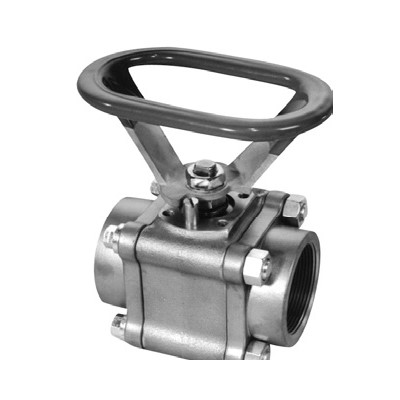 Series W44 Rugged Ball Valve, 2in