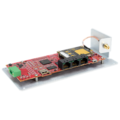 ZumLink 900 MHz Ethernet Radio, Board