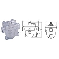 J5X-10 Free Float Steam Trap, 3/4 in