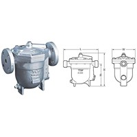 JS7X-10 Free Float Steam Trap, 1-1/2 in