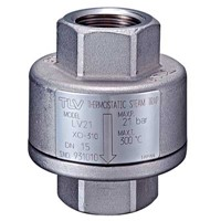 LV21 Thermostatic Steam Trap, 3/4 in