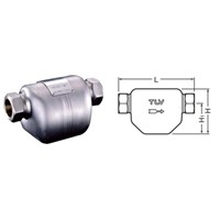 SS3N-10 Free Float Steam Trap, 1/2 in