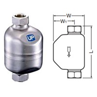 SS3V-10 Free Float Steam Trap, 1/2 in